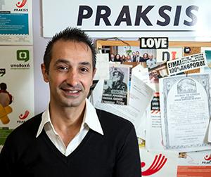 Στη μνήμη του Τζανέτου Αντύπα, Ιδρυτή της PRAKSIS
